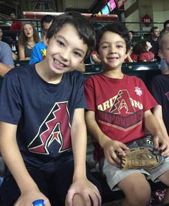Roger attended Arizona Diamondbacks vs. Atlanta Braves - MLB on Jul 24th 2017 via VetTix