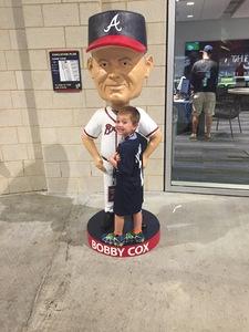 Eli attended Atlanta Braves vs. Milwaukee Brewers - MLB on Jun 25th 2017 via VetTix