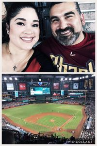Jezreel attended Arizona Diamondbacks vs. Colorado Rockies - MLB on Sep 12th 2017 via VetTix