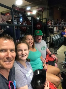 John attended Arizona Diamondbacks vs. Colorado Rockies - MLB on Sep 12th 2017 via VetTix