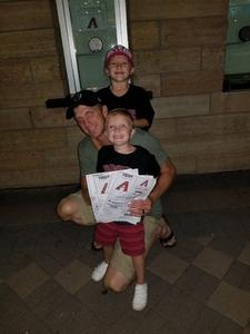 Clancy attended Arizona Diamondbacks vs. Colorado Rockies - MLB on Sep 12th 2017 via VetTix
