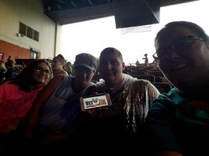 Danielle attended Onerepublic Honda Civic Tour on Aug 2nd 2017 via VetTix