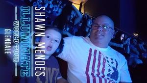 Dean attended Shawn Mendes - Illuminate World Tour With Special Guest Charlie Puth on Jul 15th 2017 via VetTix