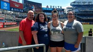 James - Maine, NY attended New York Yankees vs. Toronto Blue Jays - MLB on Jul 4th 2017 via VetTix