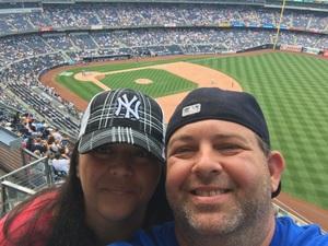 Michael attended New York Yankees vs. Toronto Blue Jays - MLB on Jul 4th 2017 via VetTix