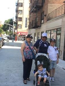 Junior attended New York Yankees vs. Toronto Blue Jays - MLB on Jul 4th 2017 via VetTix