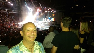 Glenn attended Earth Wind and Fire With Special Guest Chic Feat. Nile Rodgers on Jul 26th 2017 via VetTix