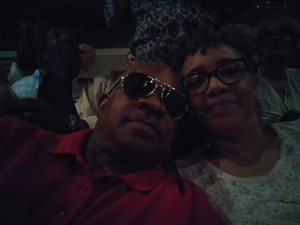 Maze Coburn attended Earth Wind and Fire With Special Guest Chic Feat. Nile Rodgers on Jul 26th 2017 via VetTix