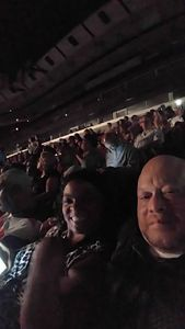 sylvester attended Earth Wind and Fire With Special Guest Chic Feat. Nile Rodgers on Jul 26th 2017 via VetTix