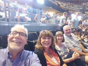 Philip attended Brad Paisley With Special Guest Dustin Lynch, Chase Bryant, and Lindsay Ell on Jul 15th 2017 via VetTix