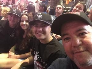 Phillip attended Brad Paisley With Special Guest Dustin Lynch, Chase Bryant, and Lindsay Ell on Jul 15th 2017 via VetTix