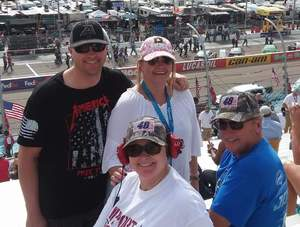 Marcus attended Can-am 500 at Pir - Monster Energy NASCAR Cup Series on Nov 12th 2017 via VetTix