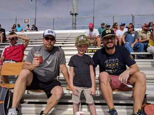 Ronald attended Can-am 500 at Pir - Monster Energy NASCAR Cup Series on Nov 12th 2017 via VetTix