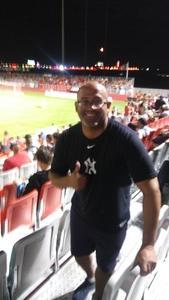Carlos attended Phoenix Rising FC vs. Colorado Springs Switchbacks FC - USL on Jul 15th 2017 via VetTix