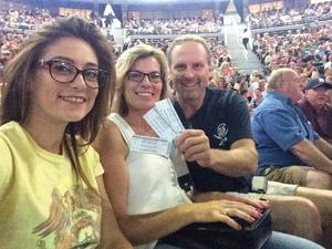 eric attended Queen + Adam Lambert on Jul 20th 2017 via VetTix