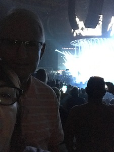 Robert attended Queen + Adam Lambert on Jul 20th 2017 via VetTix