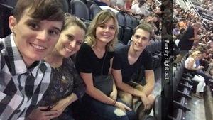 Stephanie attended Queen + Adam Lambert on Jul 20th 2017 via VetTix