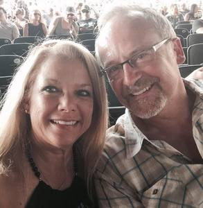 Scott attended United We Rock Tour 2017 - Styx and Reo Speedwagon With Don Felder - Reserved Seats on Jul 30th 2017 via VetTix