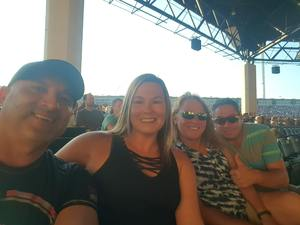Tracy attended United We Rock Tour 2017 - Styx and Reo Speedwagon With Don Felder - Reserved Seats on Jul 30th 2017 via VetTix