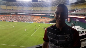 Matthew attended DC United vs. New England Revolution - MLS on Aug 26th 2017 via VetTix