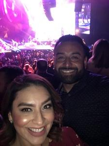 Daniel Magdaleno attended Lionel Richie: All the Hits With Very Special Guest Mariah Carey on Jul 21st 2017 via VetTix