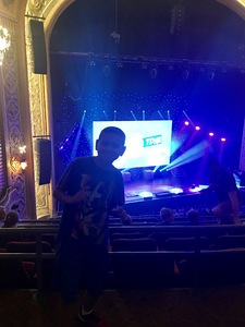 Charles attended Dan Tdm at the Paramount Theatre - 6: 30 Pm Show on Jul 23rd 2017 via VetTix