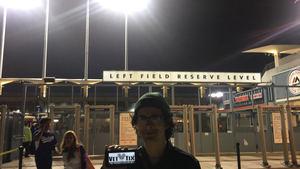 Hodor attended Los Angeles Dodgers vs. Minnesota Twins - MLB on Jul 25th 2017 via VetTix