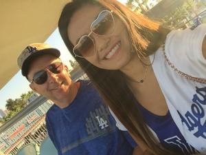 Dan attended Los Angeles Dodgers vs. Minnesota Twins - MLB on Jul 25th 2017 via VetTix