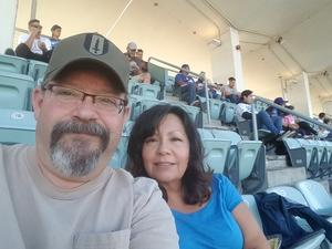 Bret attended Los Angeles Dodgers vs. Minnesota Twins - MLB on Jul 25th 2017 via VetTix