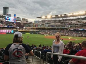 Scott attended Minnesota Twins vs. Texas Rangers - MLB on Aug 5th 2017 via VetTix