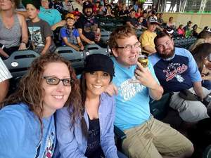 Micheal attended Minnesota Twins vs. Texas Rangers - MLB on Aug 5th 2017 via VetTix
