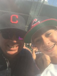Michael attended Cleveland Indians vs. Colorado Rockies - MLB on Aug 8th 2017 via VetTix