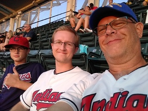 Ted LeJeune attended Cleveland Indians vs. Colorado Rockies - MLB on Aug 8th 2017 via VetTix
