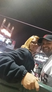 Eric attended Cleveland Indians vs. Colorado Rockies - MLB on Aug 8th 2017 via VetTix