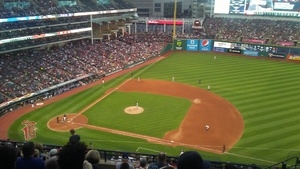 Gary attended Cleveland Indians vs. Colorado Rockies - MLB on Aug 8th 2017 via VetTix