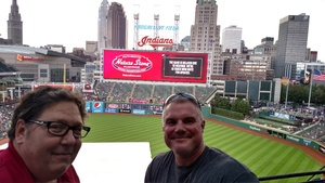Rob attended Cleveland Indians vs. Boston Red Sox - MLB on Aug 22nd 2017 via VetTix