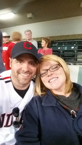 Eric attended Cleveland Indians vs. Boston Red Sox - MLB on Aug 22nd 2017 via VetTix