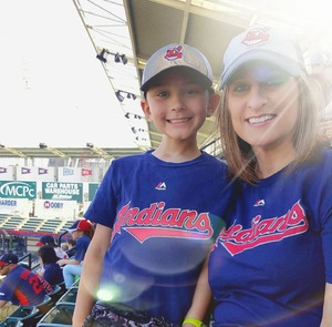 Ralph attended Cleveland Indians vs. Boston Red Sox - MLB on Aug 22nd 2017 via VetTix