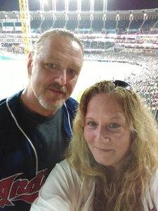 Traci attended Cleveland Indians vs. Boston Red Sox - MLB on Aug 22nd 2017 via VetTix