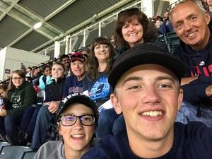 John attended Cleveland Indians vs. Boston Red Sox - MLB on Aug 22nd 2017 via VetTix