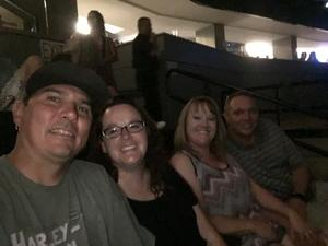 Levi attended John Mayer - the Search for Everything on Jul 19th 2017 via VetTix