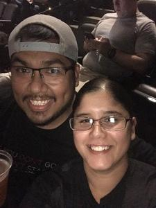 JD attended John Mayer - the Search for Everything on Jul 19th 2017 via VetTix