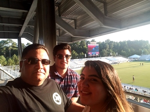 Rene attended North Carolina Courage vs. Seattle Reign - National Womens Soccer League on Aug 5th 2017 via VetTix