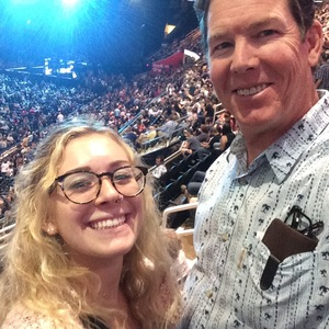 JRB attended Soul2Soul Tour With Tim McGraw and Faith Hill on Aug 17th 2017 via VetTix