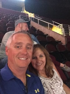 Lonnie attended Soul2Soul Tour With Tim McGraw and Faith Hill on Aug 17th 2017 via VetTix