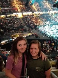 David attended Soul2Soul Tour With Tim McGraw and Faith Hill on Aug 17th 2017 via VetTix