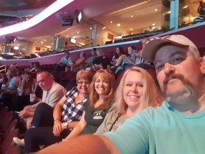 Anthony attended Soul2Soul Tour With Tim McGraw and Faith Hill on Aug 17th 2017 via VetTix