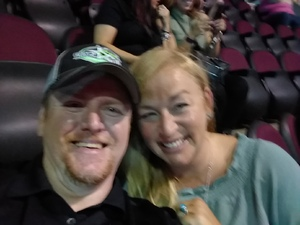 Robin attended Soul2Soul Tour With Tim McGraw and Faith Hill on Aug 17th 2017 via VetTix