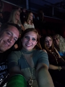 Deanna attended Soul2Soul Tour With Tim McGraw and Faith Hill on Aug 17th 2017 via VetTix