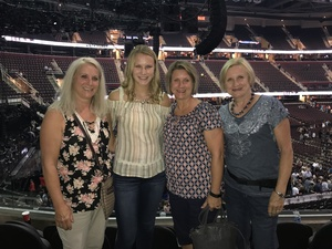 Taylor Cornett attended Soul2Soul Tour With Tim McGraw and Faith Hill on Aug 17th 2017 via VetTix